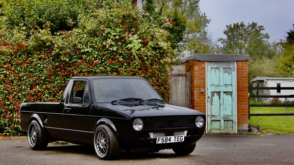 NO RESERVE - 1988 Volkswagen Caddy 1.8T For Sale (picture 4 of 57)