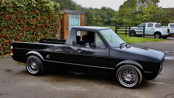NO RESERVE - 1988 Volkswagen Caddy 1.8T For Sale (picture 10 of 57)