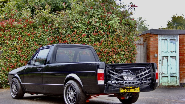 NO RESERVE - 1988 Volkswagen Caddy 1.8T For Sale (picture 14 of 57)