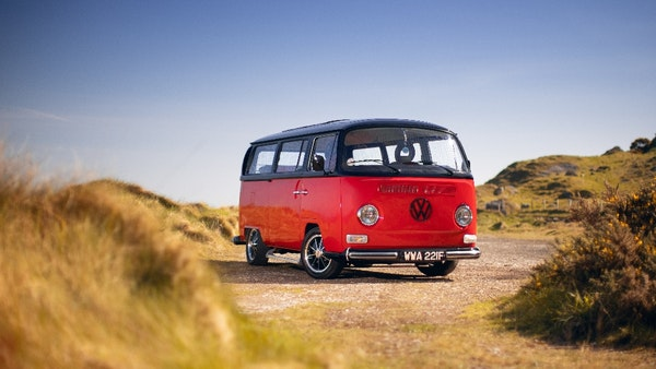 1968 VW Baywindow Campervan For Sale (picture 30 of 70)