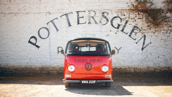 1968 VW Baywindow Campervan For Sale (picture 6 of 70)