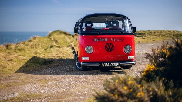 1968 VW Baywindow Campervan For Sale (picture 32 of 70)