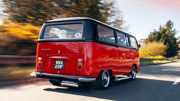 1968 VW Baywindow Campervan For Sale (picture 26 of 70)