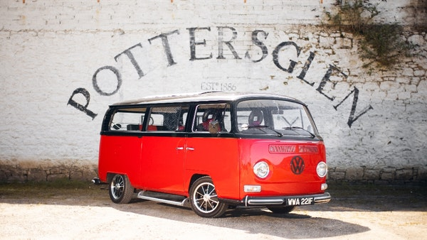 1968 VW Baywindow Campervan For Sale (picture 12 of 70)
