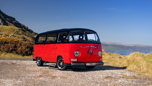 1968 VW Baywindow Campervan For Sale (picture 23 of 70)