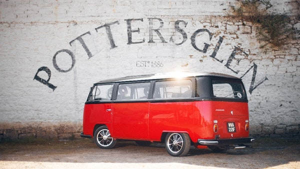 1968 VW Baywindow Campervan For Sale (picture 15 of 70)