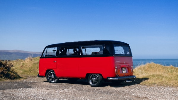 1968 VW Baywindow Campervan For Sale (picture 29 of 70)
