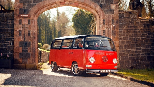 1968 VW Baywindow Campervan For Sale (picture 20 of 70)