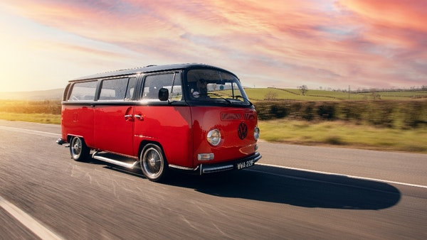 1968 VW Baywindow Campervan For Sale (picture 9 of 70)