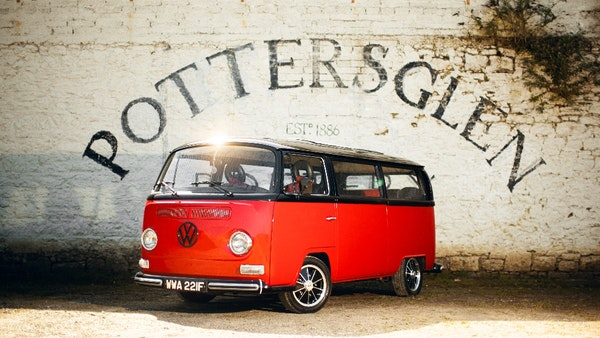 1968 VW Baywindow Campervan For Sale (picture 11 of 70)