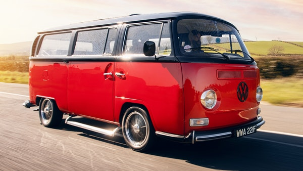 1968 VW Baywindow Campervan For Sale (picture 1 of 70)