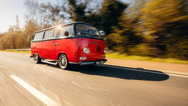 1968 VW Baywindow Campervan For Sale (picture 18 of 70)