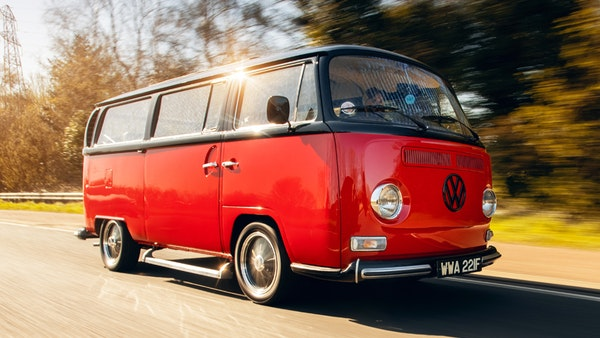 1968 VW Baywindow Campervan For Sale (picture 3 of 70)