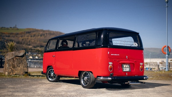 1968 VW Baywindow Campervan For Sale (picture 28 of 70)