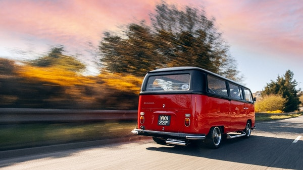 1968 VW Baywindow Campervan For Sale (picture 8 of 70)