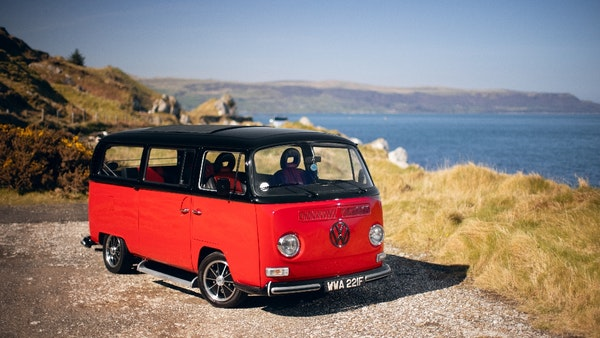 1968 VW Baywindow Campervan For Sale (picture 22 of 70)