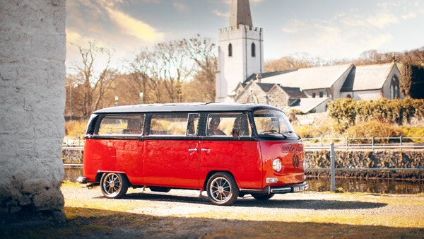 1968 VW Baywindow Campervan For Sale (picture 19 of 70)