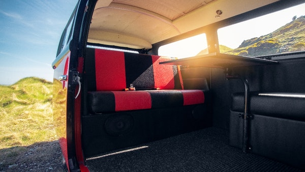 1968 VW Baywindow Campervan For Sale (picture 45 of 70)