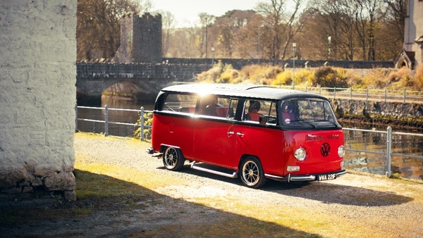 1968 VW Baywindow Campervan For Sale (picture 16 of 70)