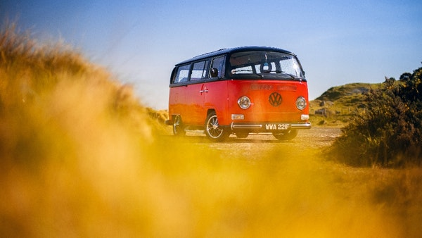 1968 VW Baywindow Campervan For Sale (picture 31 of 70)