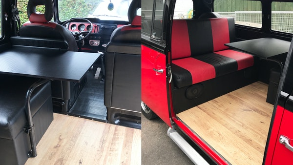 1968 VW Baywindow Campervan For Sale (picture 44 of 70)