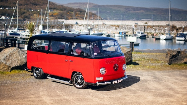 1968 VW Baywindow Campervan For Sale (picture 5 of 70)
