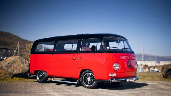 1968 VW Baywindow Campervan For Sale (picture 4 of 70)