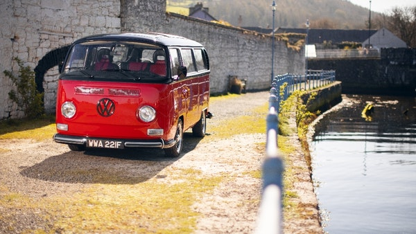 1968 VW Baywindow Campervan For Sale (picture 17 of 70)
