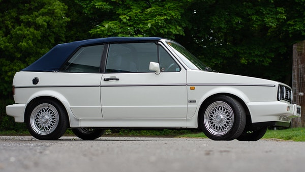 1990 VW Golf GTI Cabriolet For Sale (picture 17 of 142)
