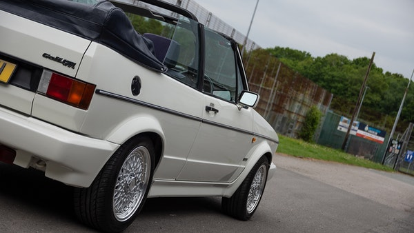 1990 VW Golf GTI Cabriolet For Sale (picture 29 of 142)