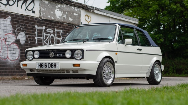 1990 VW Golf GTI Cabriolet For Sale (picture 21 of 142)