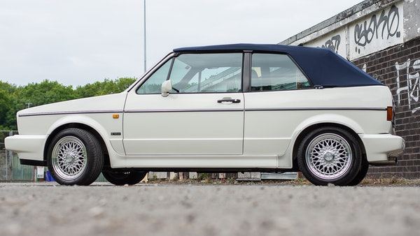 1990 VW Golf GTI Cabriolet For Sale (picture 14 of 142)