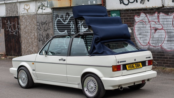 1990 VW Golf GTI Cabriolet For Sale (picture 25 of 142)