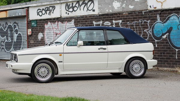 1990 VW Golf GTI Cabriolet For Sale (picture 8 of 142)