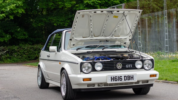 1990 VW Golf GTI Cabriolet For Sale (picture 23 of 142)