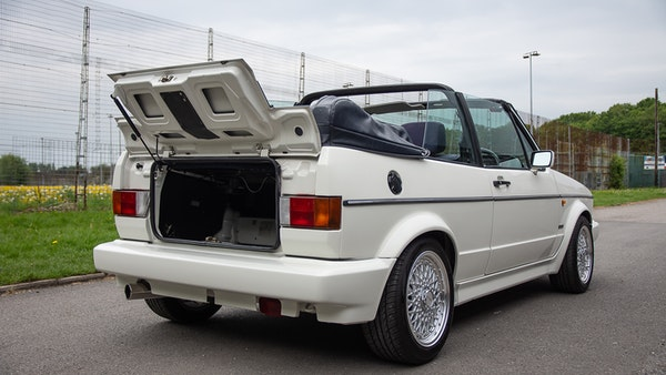 1990 VW Golf GTI Cabriolet For Sale (picture 28 of 142)