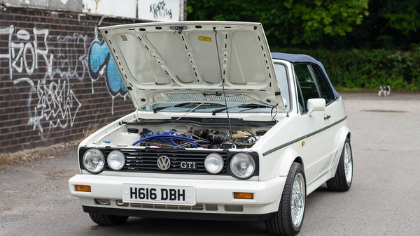 1990 VW Golf GTI Cabriolet For Sale (picture 22 of 142)