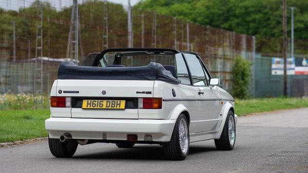 1990 VW Golf GTI Cabriolet For Sale (picture 9 of 142)