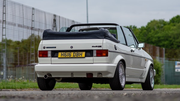 1990 VW Golf GTI Cabriolet For Sale (picture 11 of 142)