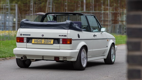 1990 VW Golf GTI Cabriolet For Sale (picture 12 of 142)