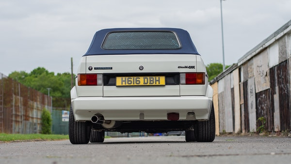 1990 VW Golf GTI Cabriolet For Sale (picture 10 of 142)