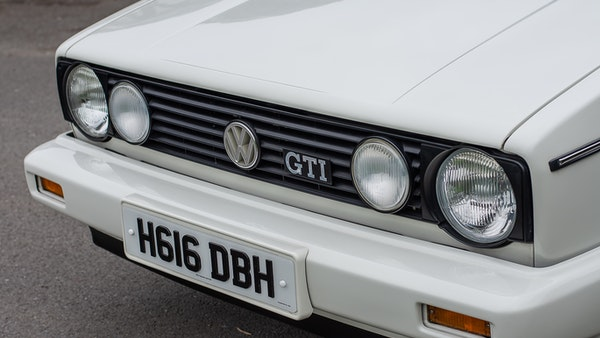 1990 VW Golf GTI Cabriolet For Sale (picture 87 of 142)
