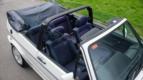 1990 VW Golf GTI Cabriolet For Sale (picture 6 of 142)