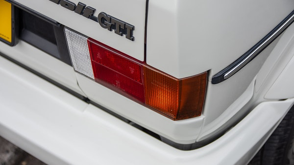 1990 VW Golf GTI Cabriolet For Sale (picture 105 of 142)