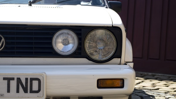 1989 VW Golf Clipper Cabriolet For Sale (picture 122 of 173)