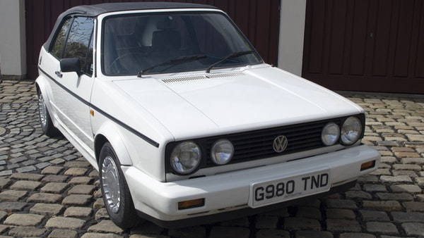 1989 VW Golf Clipper Cabriolet For Sale (picture 1 of 173)