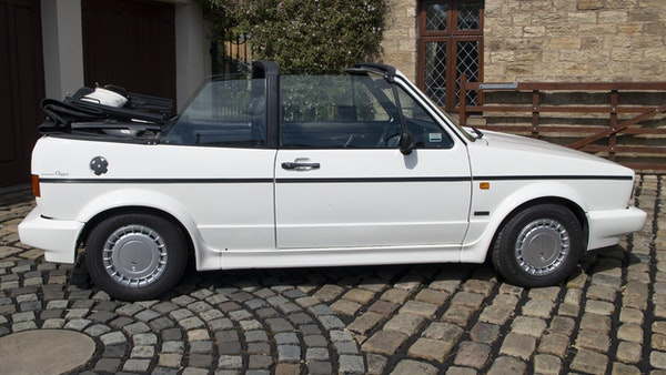 1989 VW Golf Clipper Cabriolet For Sale (picture 17 of 173)
