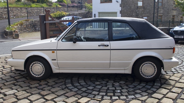 1989 VW Golf Clipper Cabriolet For Sale (picture 8 of 173)