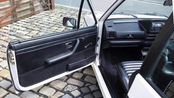 1989 VW Golf Clipper Cabriolet For Sale (picture 27 of 173)