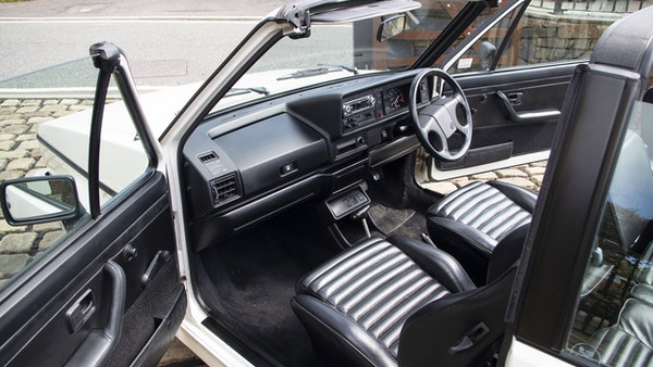 1989 VW Golf Clipper Cabriolet For Sale (picture 26 of 173)
